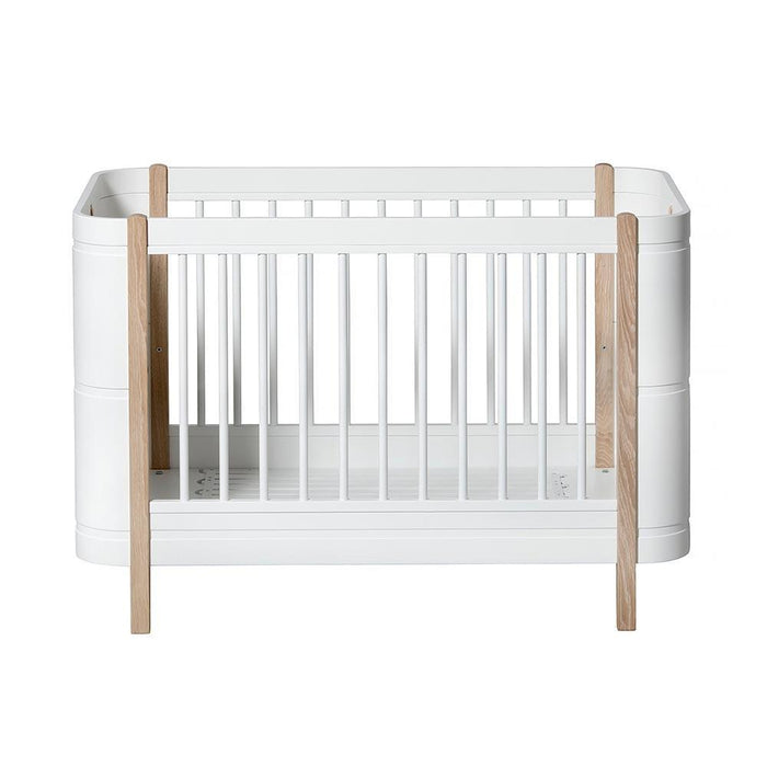 Oliver Furniture Wood Mini+ Bebek Beşik
