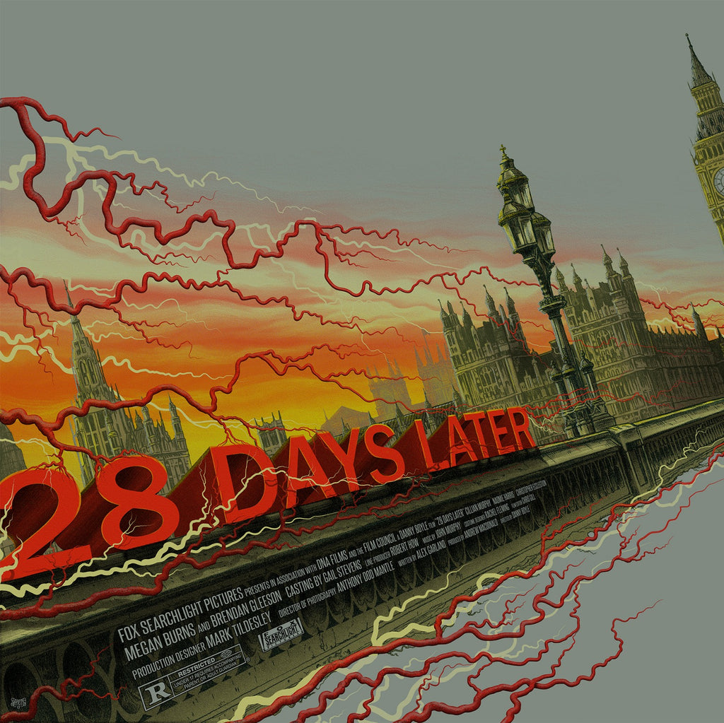 GMA Taps Horror Master for 28 Days Later