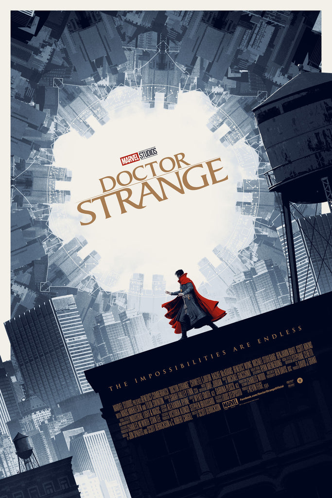 GMA to Drop Doctor Strange by Matt Ferguson