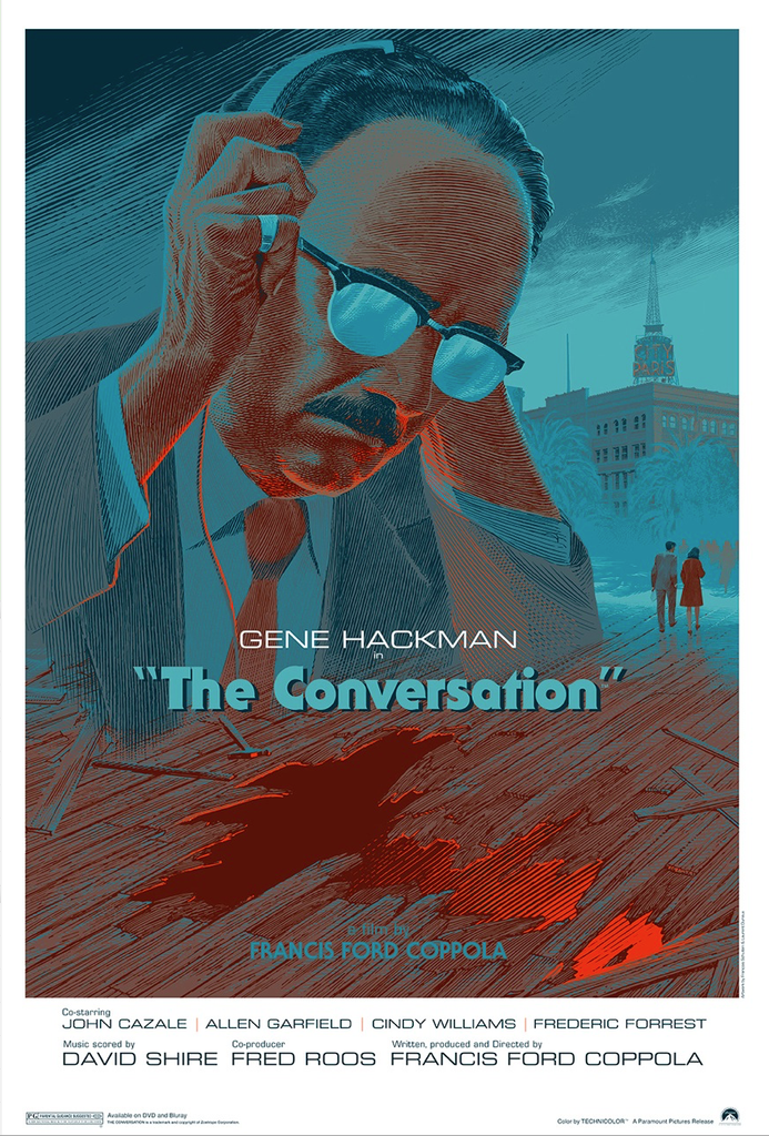 Mondo and Nautilus Prints Team up for The Conversation