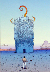 Moebius from 2008's Chasseur Déprime