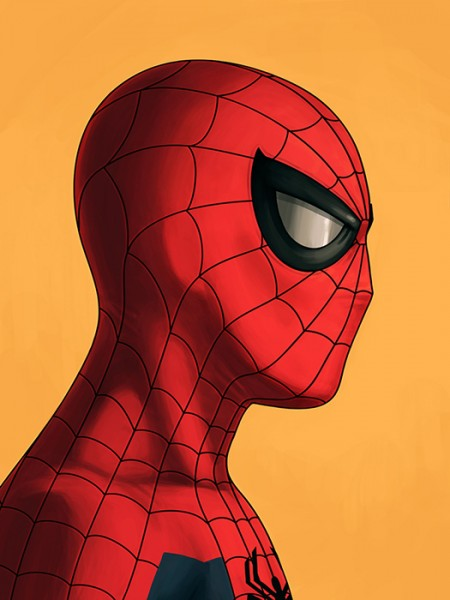 mondo-mike-mitchell-marvel-spider-man-450x600