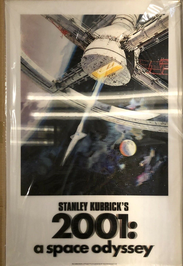 2001: A Space Odyssey Lenticular (1 mm) (Presale)