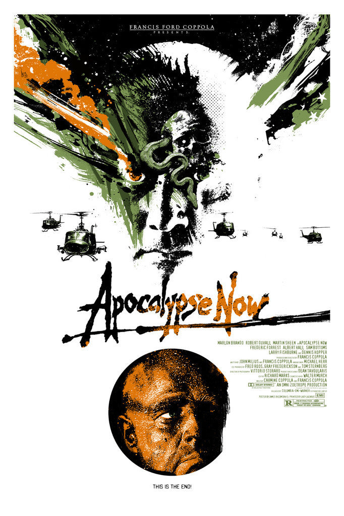 James Rheem Davis - Apocalypse Now