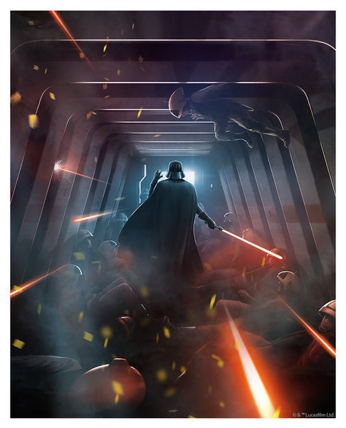 Andy Fairhurst - Power of the Dark Side