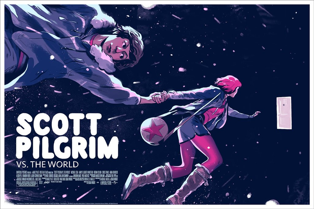 Sam Bosma - Scott Pilgrim vs the World
