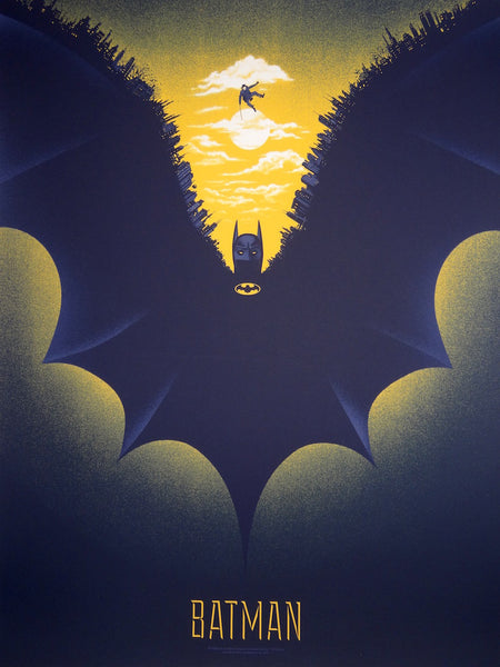 """Gholuish"" Gary Pullin - Batman"