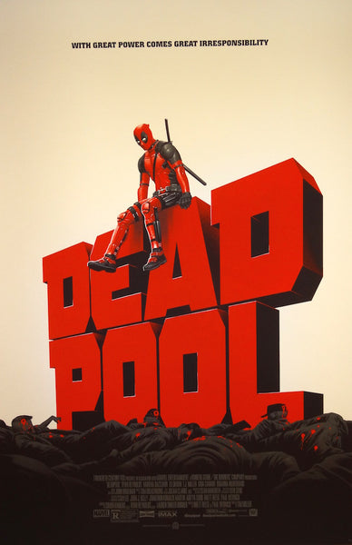Phantom City Creative - Deadpool