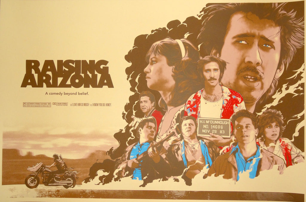 Joshua Budich - Raising Arizona