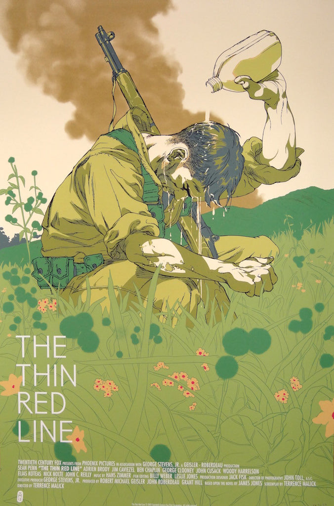 Tomer Hanuka - The Thin Red Line (AP)