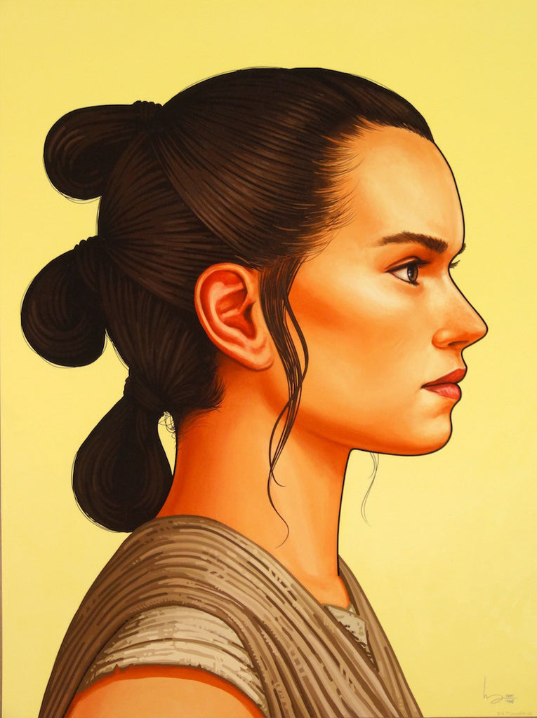 Mike Mitchell - Rey (Portrait)
