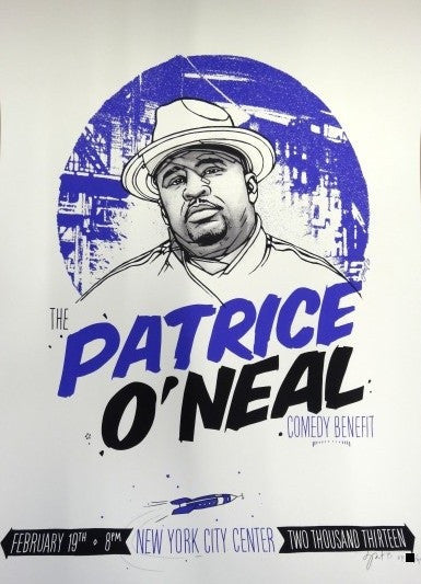 Tyler Stout - Patrice O'Neal Comedy Benefit (AP)