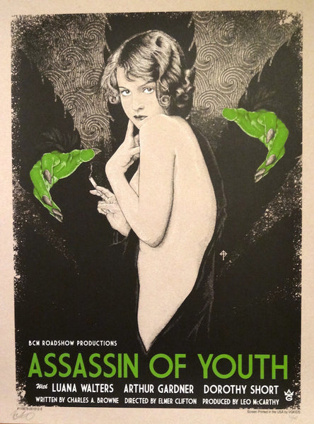 Timothy Pittides - Assassin of Youth Variant