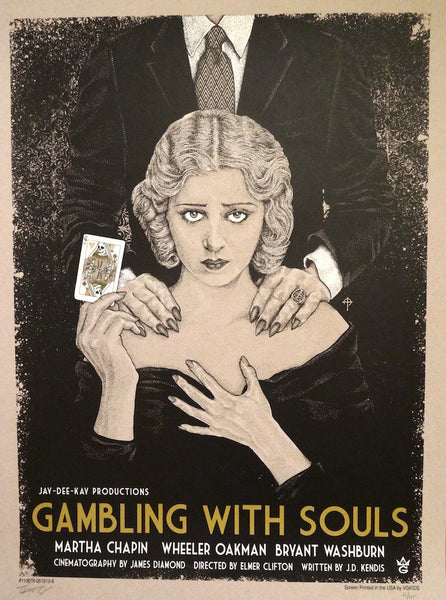 Timothy Pittides - Gambling with Souls Variant