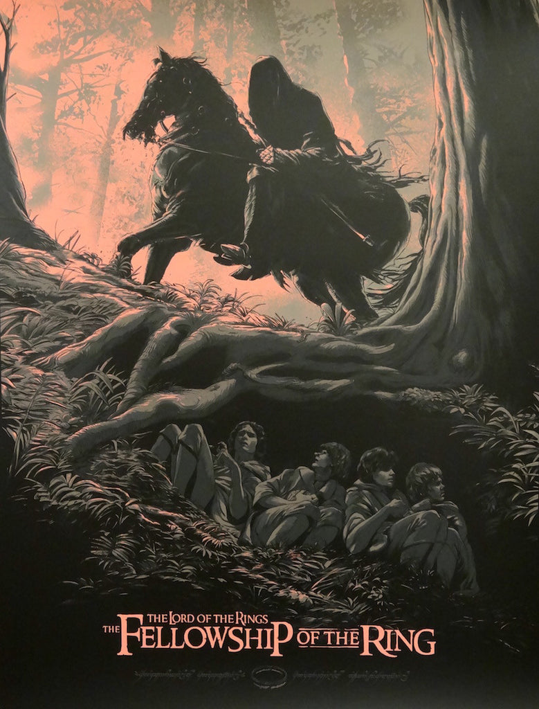 Juan Esteban Rodriguez - Lord of the Rings: Fellowship of the Ring Variant