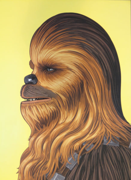 Mike Mitchell - Chewbacca (Portrait)