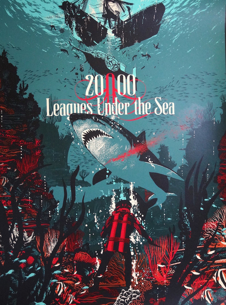Raid71 (Chris Thornley) - 20,000 Leagues Under the Sea