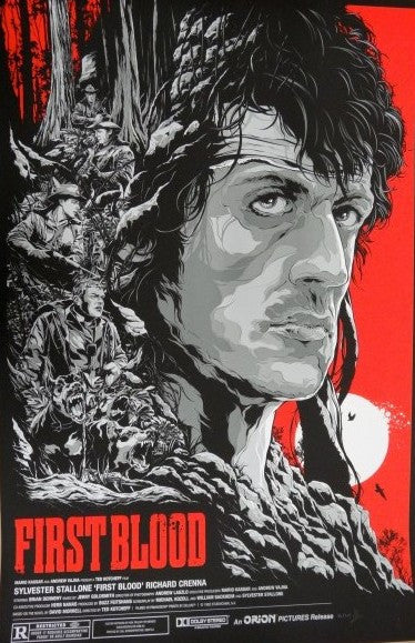Ken Taylor - First Blood (Variant) (Rambo)