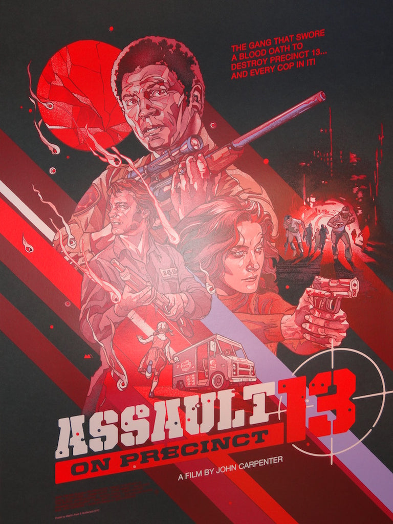 Martin Ansin - Assault on Precinct 13