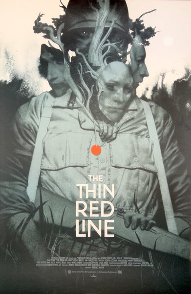 Joao Ruas - The Thin Red Line