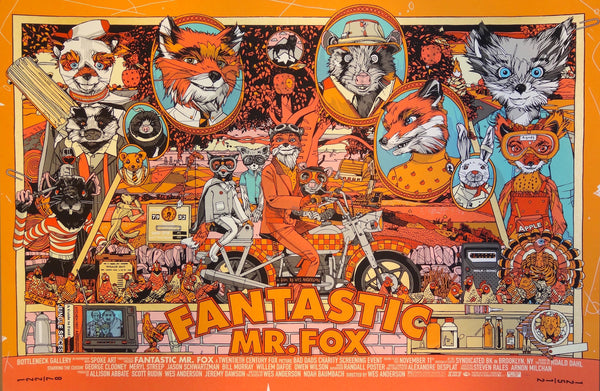 Tyler Stout - Fantastic Mr. Fox