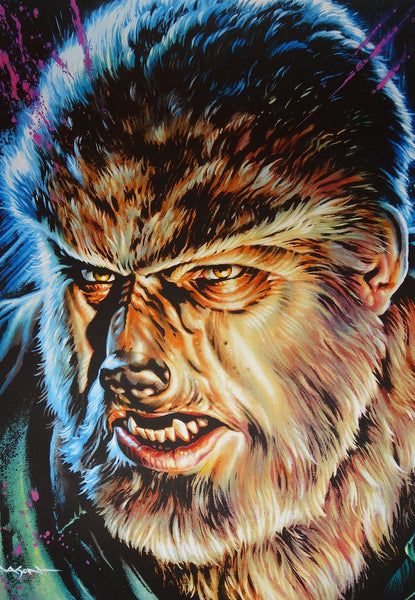 Jason Edmiston - The Wolf Man