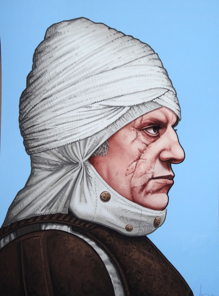 Mike Mitchell - Dengar (Portrait)