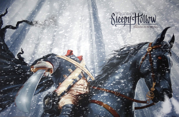 Mike Saputo - The Legend of Sleepy Hollow