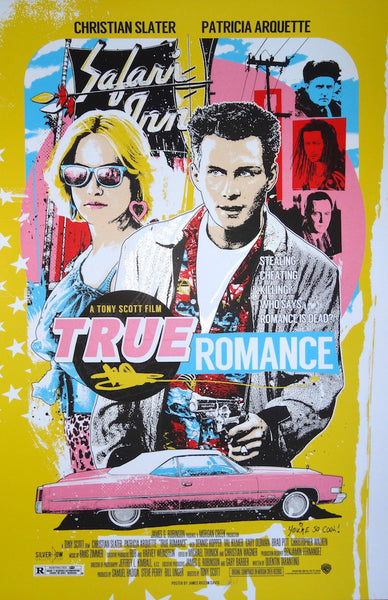 James Rheem Davis - True Romance (AP)