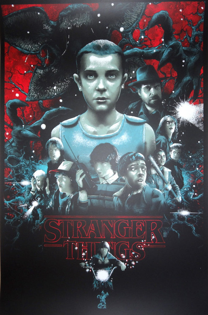 Vance Kelly - Stranger Things