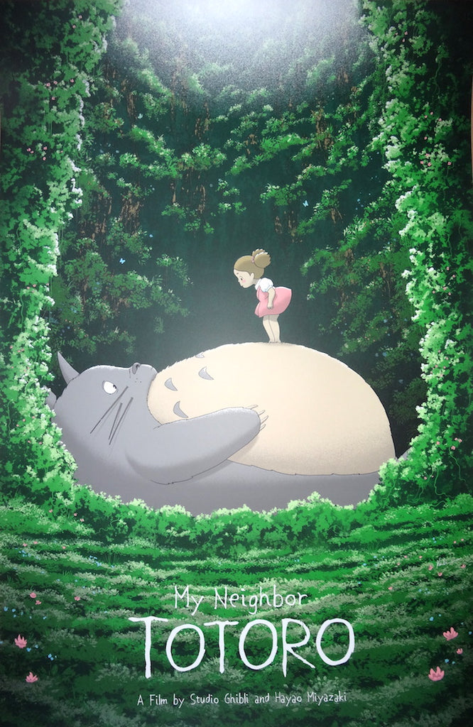 Kevin Wilson (Ape Meets Girl) - My Neighbor Totoro