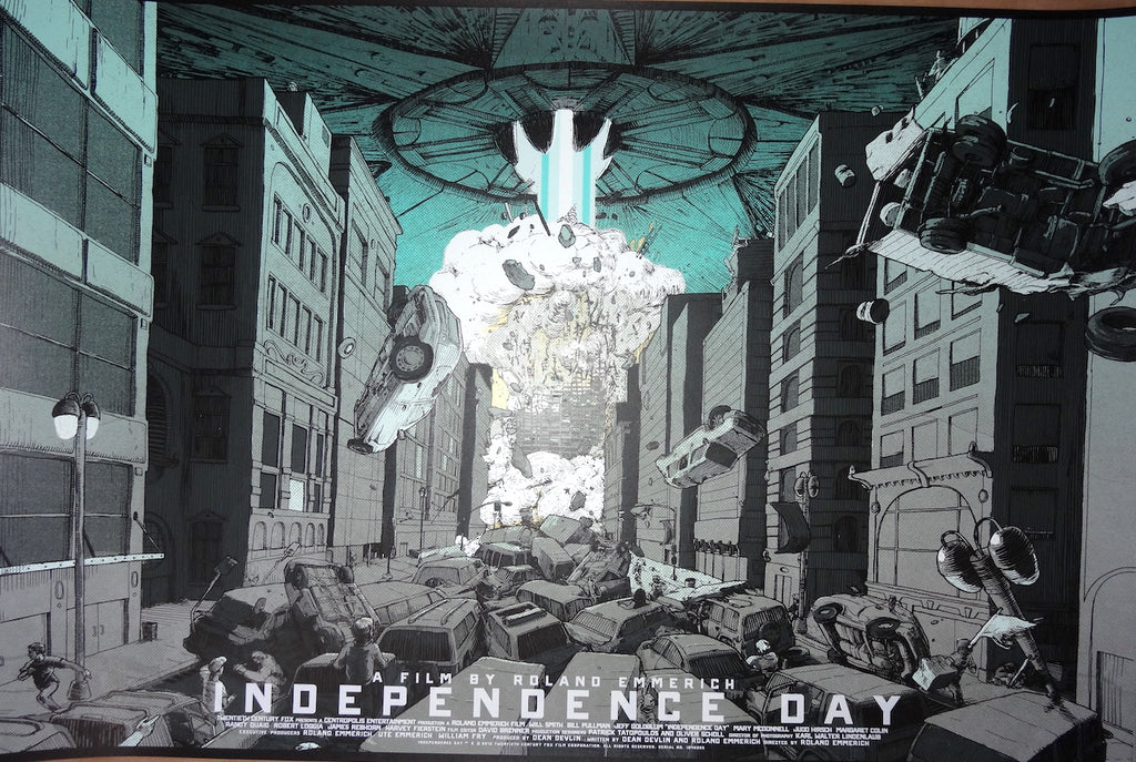 Dave Klock - Independence Day
