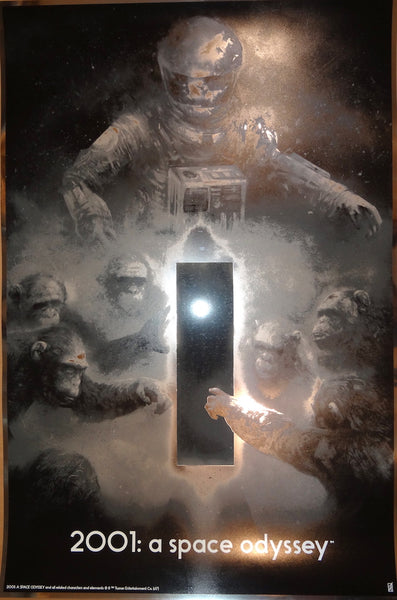 Karl Fitzgerald - 2001: A Space Odyssey (Foil Variant)