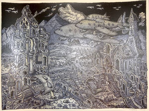 David Welker - Emergency Landing Variant