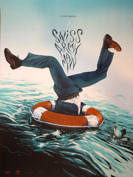Oliver Barrett - Swiss Army Man