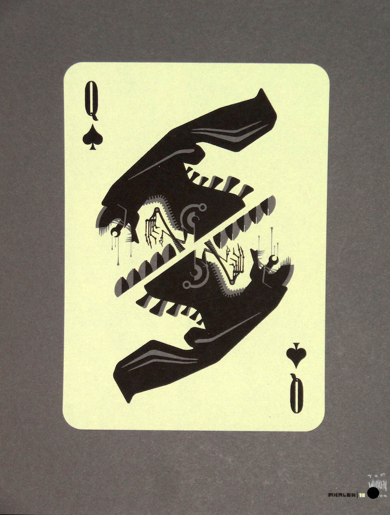 Tom Whalen - Queen of Spades