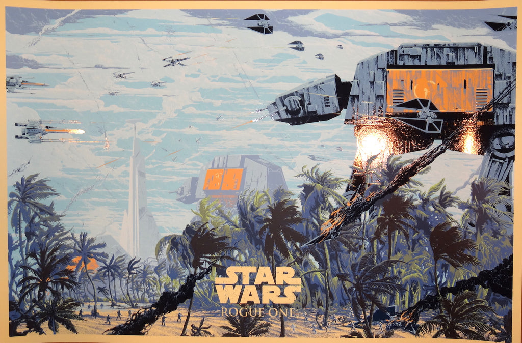 Kilian Eng - Star Wars: Rogue One