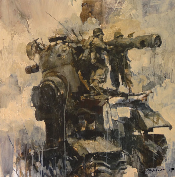 Ashley Wood - War Fixers