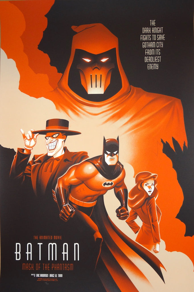 Phantom City Creative - Batman Mask of the Phantasm Variant