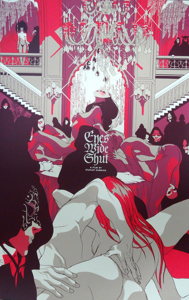 Tomer Hanuka - Eyes Wide Shut