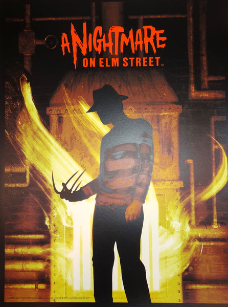 Sam Wolfe Connelly - A Nightmare on Elm Street (PRESALE)