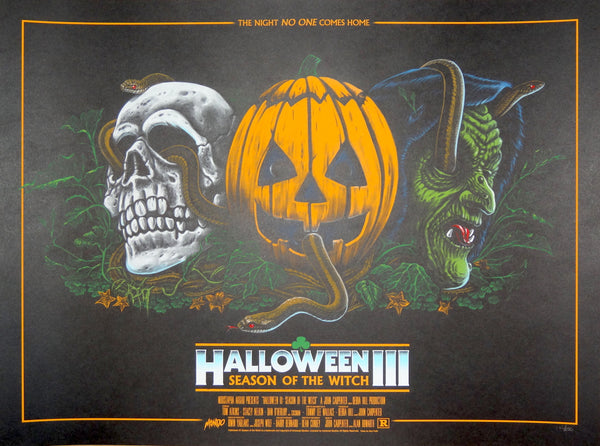 """Gholuish"" Gary Pullin - Halloween 3: Season of the Witch"