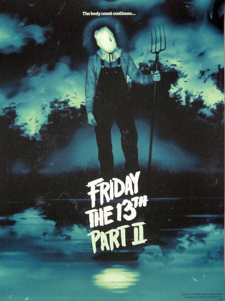 Sam Wolfe Connelly - Friday the 13th: Part II