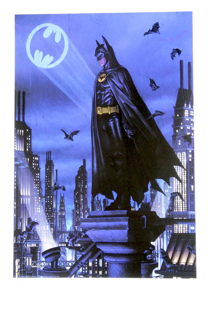 Rory Kurtz - Batman 1989