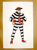 Mike Mitchell - Hamburglar