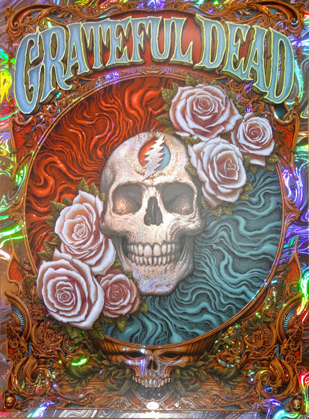 NC Winters - Grateful Dead Foil Variant