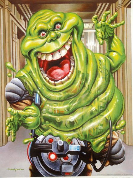 Jason Edmiston - Slimer