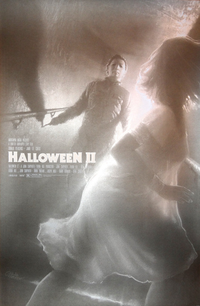 Matthew Peak - Halloween 2 Variant