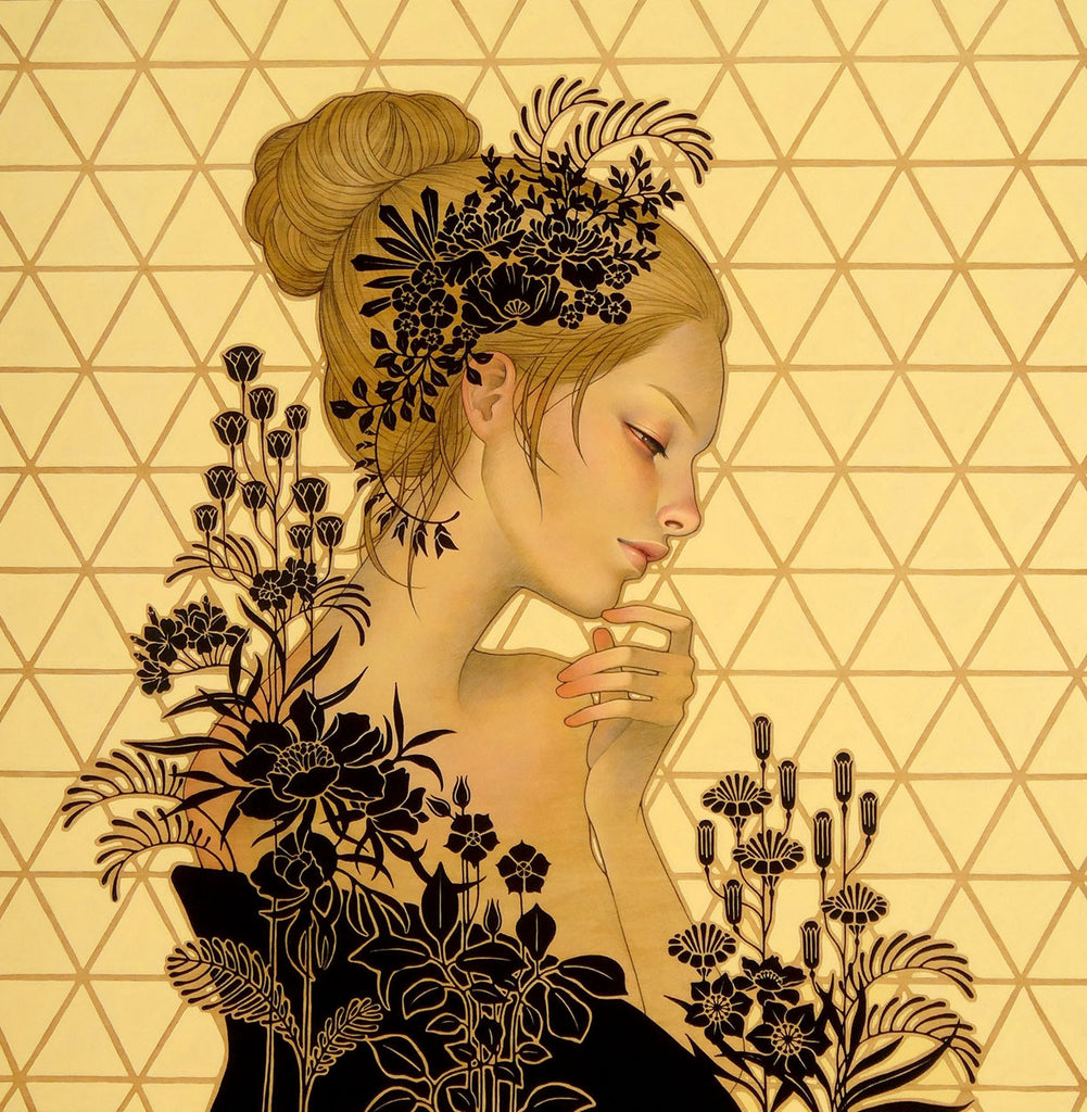 Audrey Kawasaki - Maybe Tomorrow