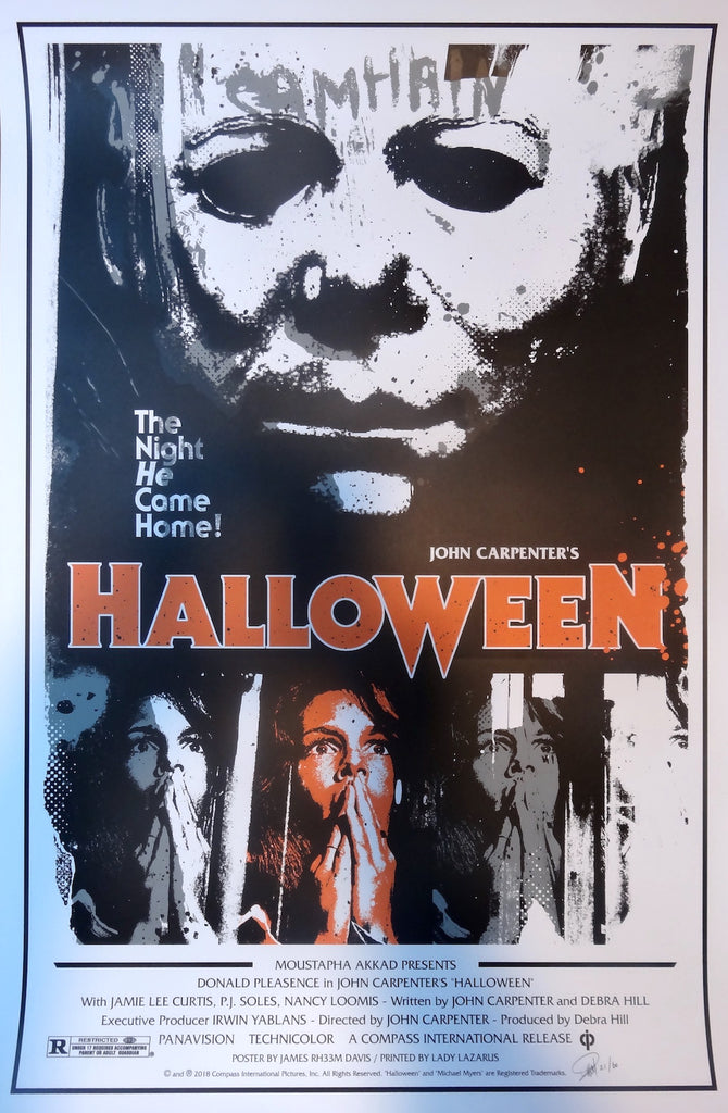 James Rheem Davis - Halloween Variant